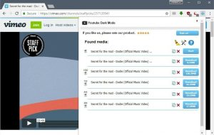 Video Downloader für Chrome